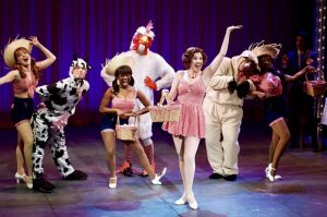 Hunter Foster discusses Theatre Aspen's 'Guys and Dolls' production