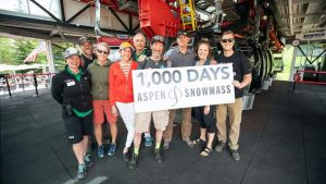 Aspen Skiing Co. recognizing elite ski bums with 1,000-day pins