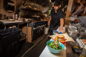 Business Monday: 520 Grill adds Topper, breakfast to its menu