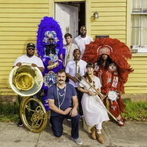 New Orleans band Cha Wa to open Jazz Aspen June Experience