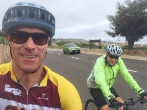 Scott Mercier: A ride with dad