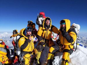 Aspenite's May 23 summit of Mount Everest was opposite of nightmare conditions reported this year