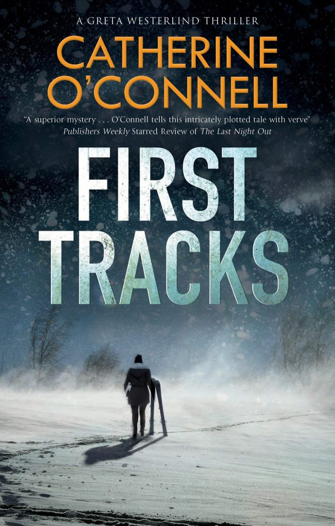 Aspen novelist Catherine O'Connell's new mystery series stars a ski patroller