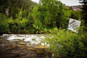 Big snowpack, warm temps in Aspen mean higher river flows