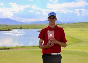 Aspen golfer Jack Hughes wins competitive AJGA Hale Irwin tournament in Denver