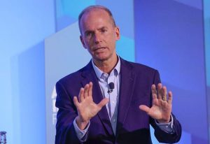 Boeing won't rename Max 737s, CEO tells Aspen crowd