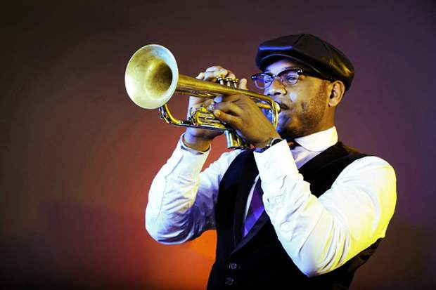 Etienne Charles will play two sets at the Jazz Aspen Snowmass June Experience on Sunday.