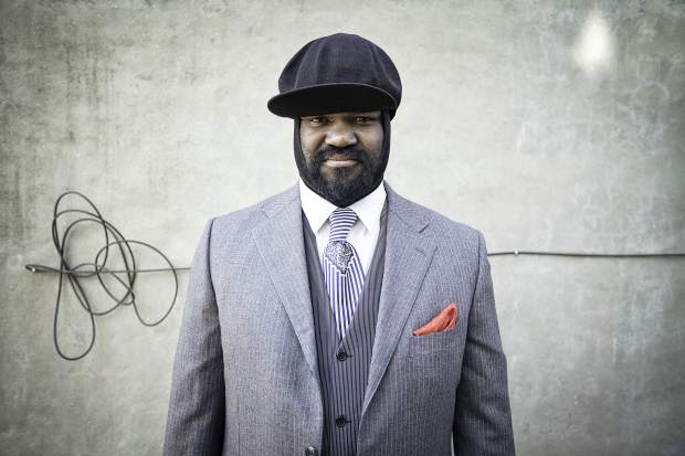 Gregory Porter will perform Thursday night at the JAS Cafe at the Aspen Art Museum.