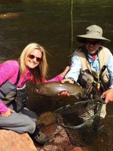 On the Fly: Silver Linings Fishing Club