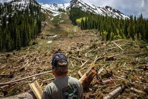 Popular Pearl Pass Road between Aspen and Crested Butte won't open this year because of massive avalanche debris