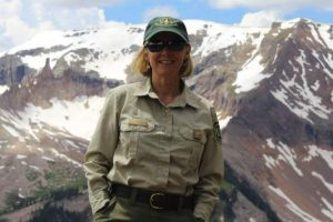 Forest ranger leaves Aspen backcountry better than she found it