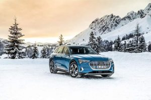 Aspen Skiing Co. takes deep dive into electric vehicles with Audi