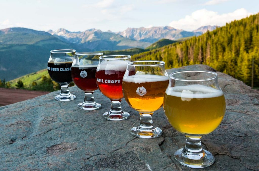 If you've tried a craft beer before and didn't like it, don't swear off craft beers forever. There will be hundreds of varieties to try at the Vail Craft Beer Classic.