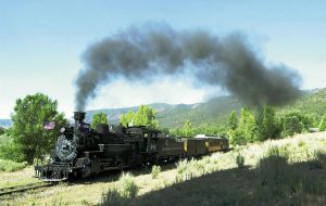 Lawsuit blames scenic rail company for 416 Fire near Durango