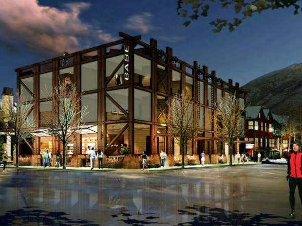 Aspen's new lodge will have onsite parking over Turkish bath