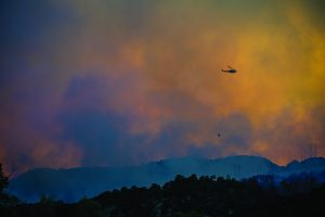 Where were you when?: Looking back one year later at the Lake Christine fire