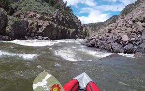 The Drop-In: Rafting the Upper Colorado River