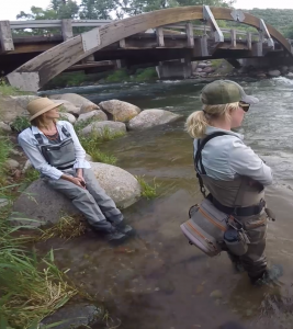 The Drop-In: Learning the basics of fly-fishing