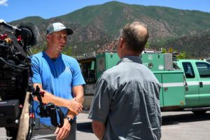 Survivors of the Storm King fire tragedy haven't stopped fighting
