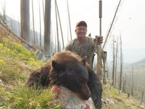 Poacher gets 12-year hunting ban after killing bear in Routt County