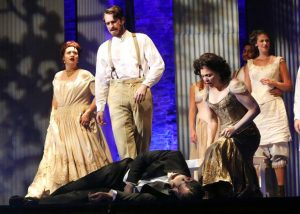 Aspen Opera Center stages Stephen Sondheim's 'A Little Night Music' with Broadway conductor Andy Einhorn