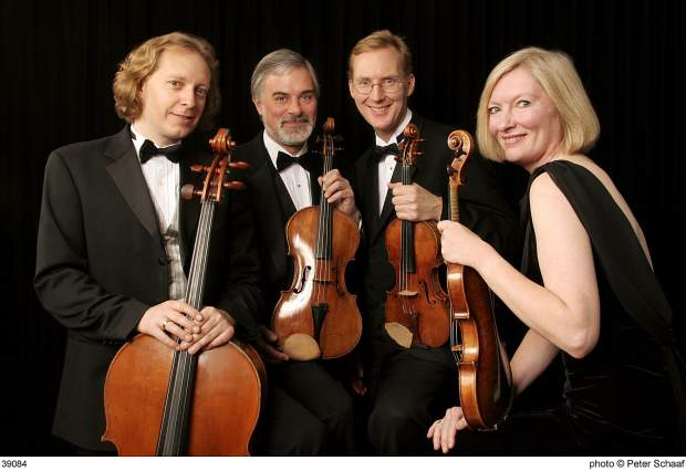 American String Quartet bringing sounds of insects and machines to Aspen Music Festival