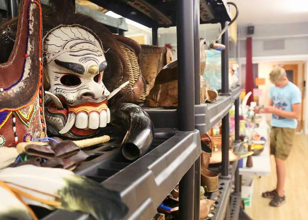 Jewelry becomes art this weekend at Thrift Shop of Aspen annual sale