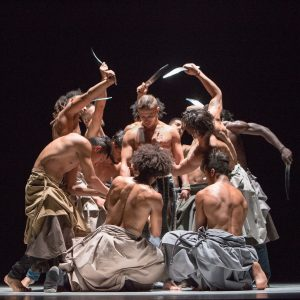 Hervé Koubi brings 'Barbarian Nights' ballet to Aspen