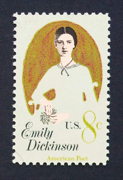 Emily Dickinson. The Aspen Contemporary Ensemble will perform songs based on her poetry on Saturday afternoon.