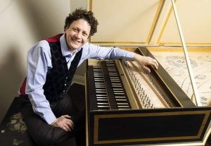 Harpsichordist Jory Vinikour leads complete Brandenburg Concertos in two-night Aspen Music Festival event