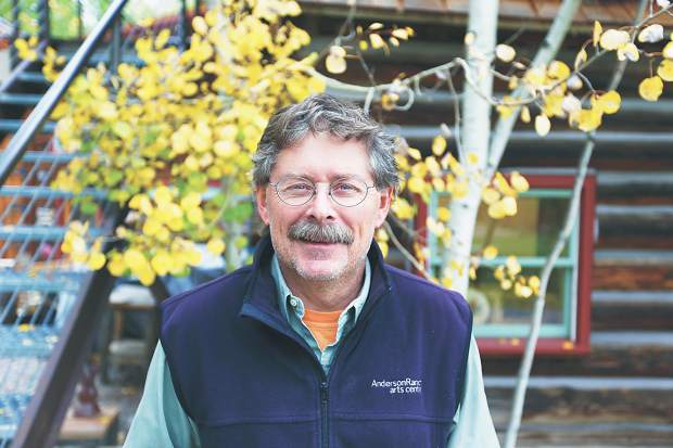 The longest-serving member of the Anderson Ranch team, Doug Casebeer has been at the Ranch since 1985. He will be honored this week with the art organization's Extraordinary Leadership Award.