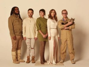 Lake Street Dive returns to a sold-out Belly Up with a new member and new album