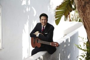 Jazz guitarist John Pizzarelli on Sinatra, Nat King Cole and playing the JAS Café