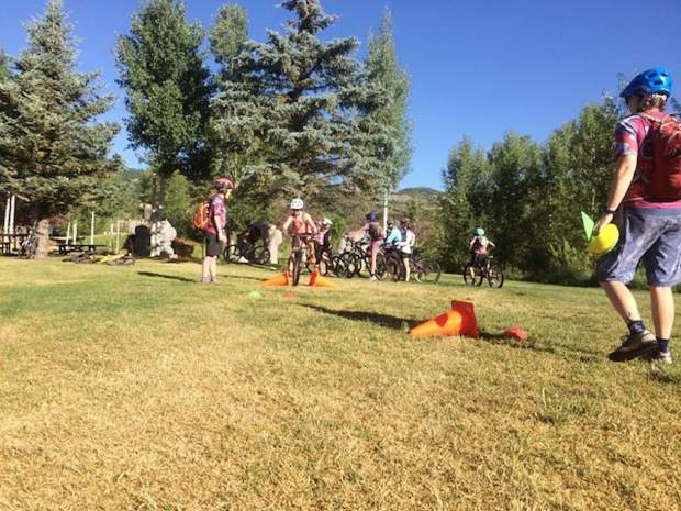Roaring Fork Cycling's SHEredders program works to get more girls on mountain bikes.