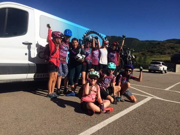 Scott Mercier: Roaring Fork Cycling's SHEredders unites girls on the trail