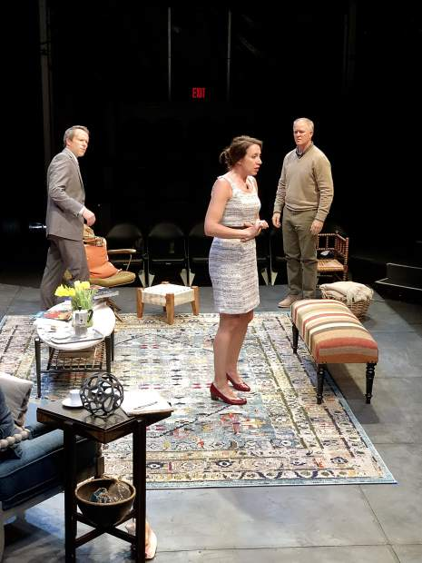"Theatre Aspen's production of ""God of Carnage"" opened Friday and runs through Aug. 3 at the Hurst Theatre."