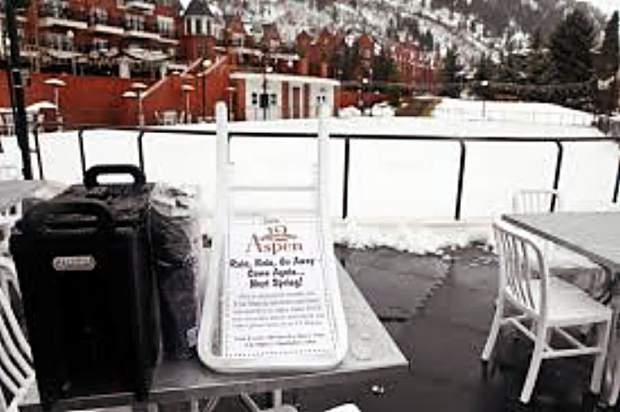 No silver lining in getting rid of downtown Aspen ice rink