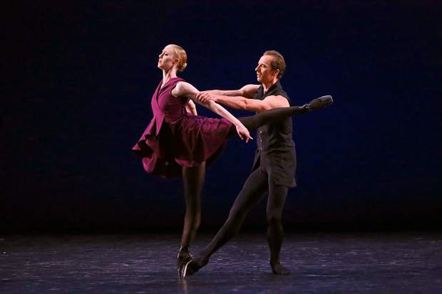 Daniel Ulbricht's Stars of American Ballet will perform Saturday at the Aspen District Theatre.