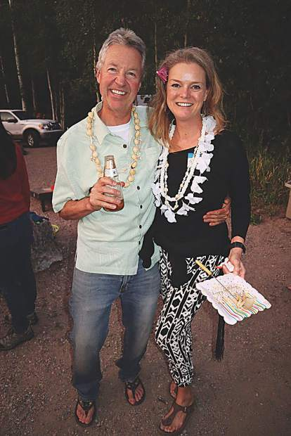Bob Bindseil and Heidi Kowar.