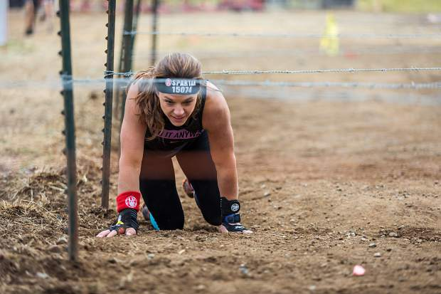 For the first time, the Spartan series of obstacle-course races will come to Snowmass on Saturday and Sunday.