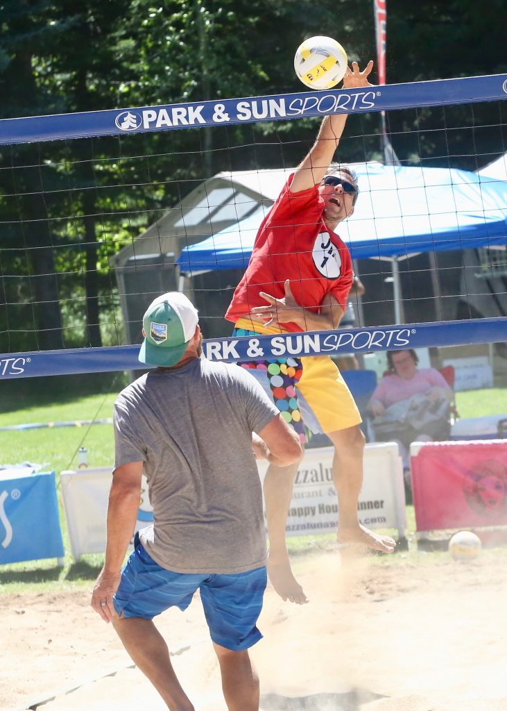 MotherLode Volleyball Classic on Wednesday, Aug. 28, 2019, at Koch Lumber Park in Aspen. (Photo by Austin Colbert/The Aspen Times)