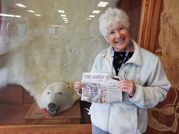The Aspen Times was in Churchill, Manitoba, Canada, with reader Karen Silverman, who visited the polar bear capital of the world and sailed with Beluga white whales before the winter ice sets in.