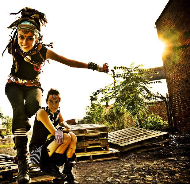 Rising Appalachia will play Belly Up on Friday in the first of six Colorado concerts.