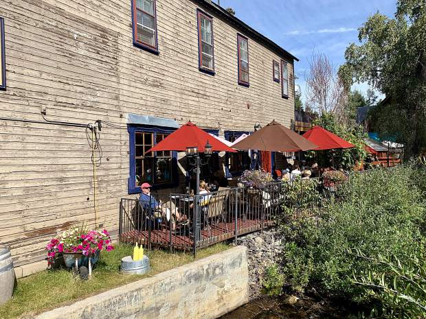 Breakfast or brunch at Coal Creek Grill hits the spot before heading back to Aspen.