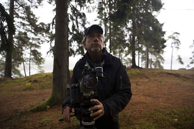 Schwartzberg is the only cinematographer in the world to shoot time-lapse 24/7 continuously for well over three decades in his Los Angeles studio.