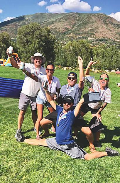 Team Kenichi for the win! The 2019 Aether Games Champs.