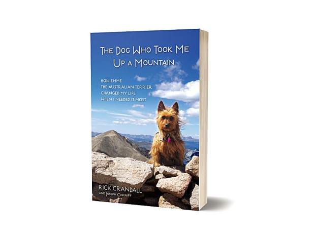 Aspen climber's book recounts pooch's prowess