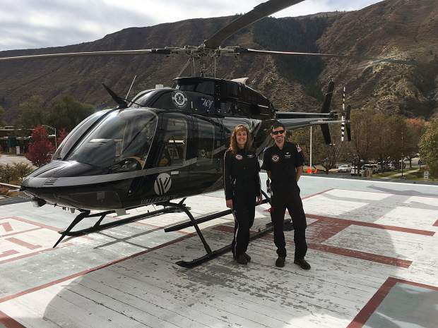 Glenwood-based Classic Air Medical crew: Three years, hundreds of missions