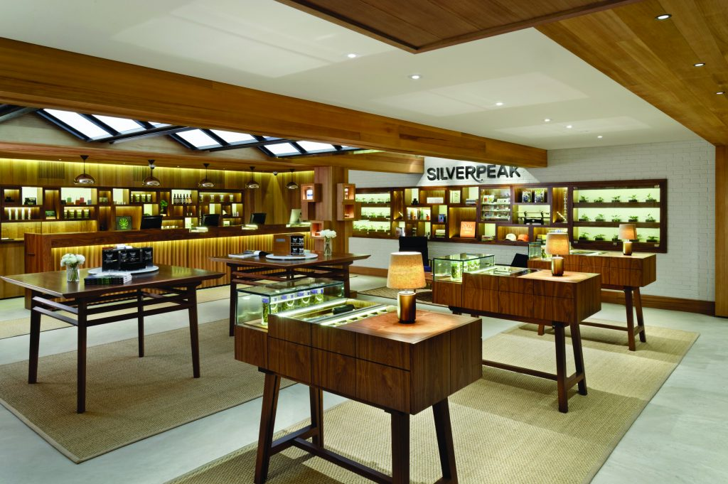 Silverpeak Apothecary opened as a medical marijuana dispensary in 2009 and in 2014, became Aspen's first adult-use cannabis retailer.