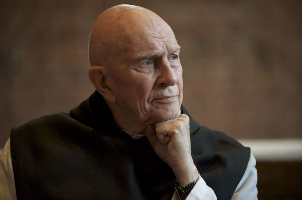 Father Thomas Keating died Oct. 25, 2018. The Trappist monk from St. Benedict's Monastery in Snowmass inspired the Christian contemplative movement and did widely influential work in interfaith dialogue.